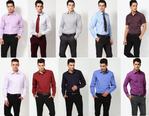 Know the Perfect Color Combination Of Dress For Men