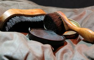 tips of shoe care