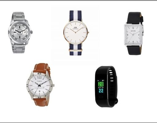 5 Best Collection of Watches for Men
