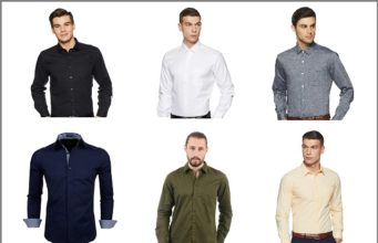 6 Best Formal and Office Wear Shirts For Men