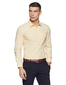 US Polo Association's Slim Fit Formal Shirt