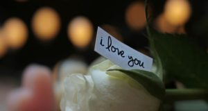 Ideas for saying I Love You